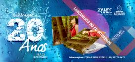 Água Viva comemora 20 anos com lançamento de CD