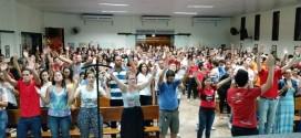 Grupo de Oração Jovem faz aniversário e comemora com arraiá