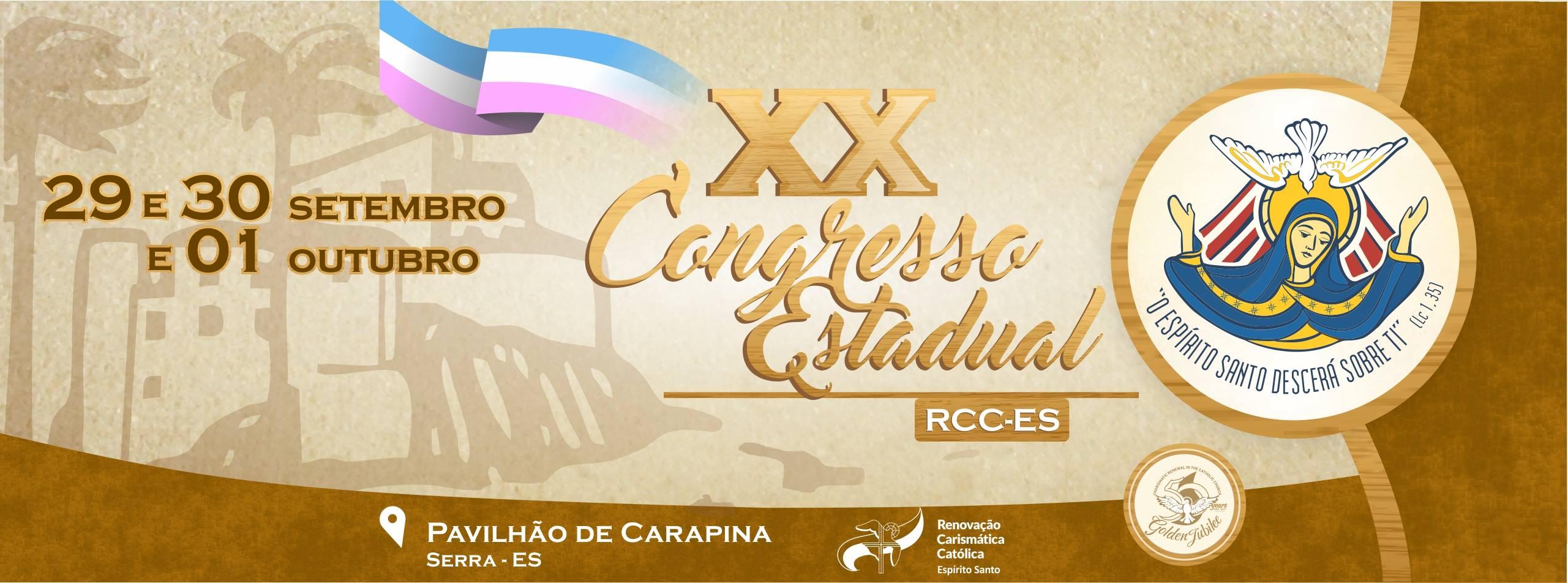 XX Congresso Estadual RCC-ES